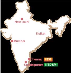 Introducing the Indian Collaborative Universities:長岡技術